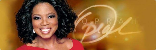 أوبرا وينفري - Oprah Winfrey