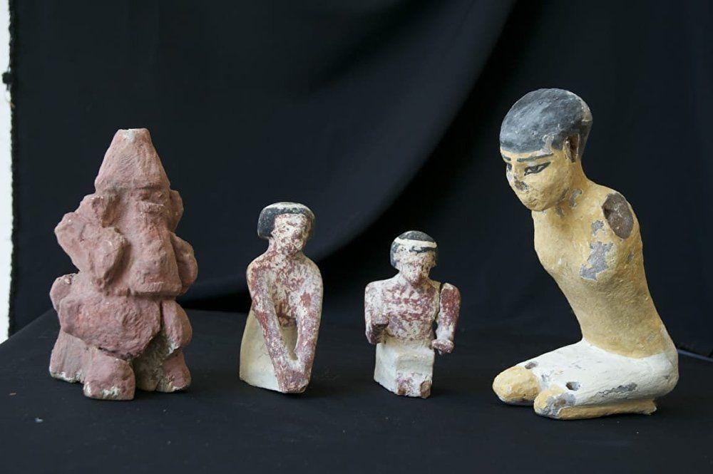 ضبط عدد من القطع الأثرية المصرية في إيطاليا
