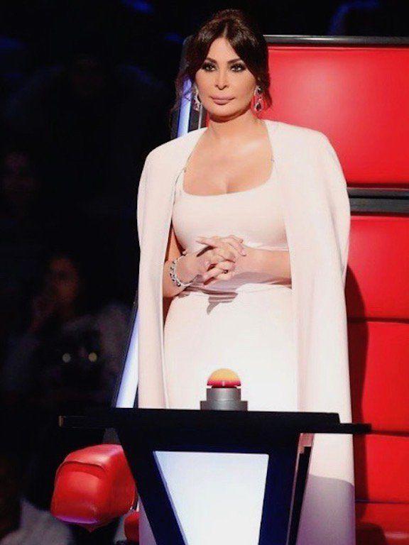 اليسا في فستان من توم فورد