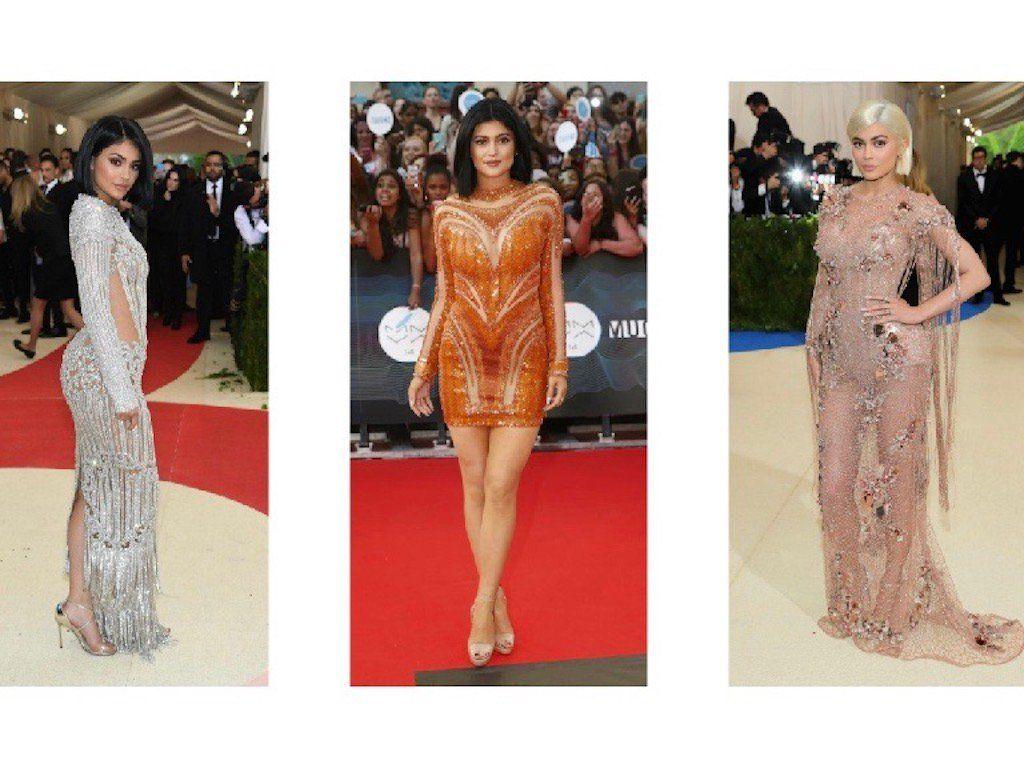 أسلوب كايلي جينر في الموضة استثنائي