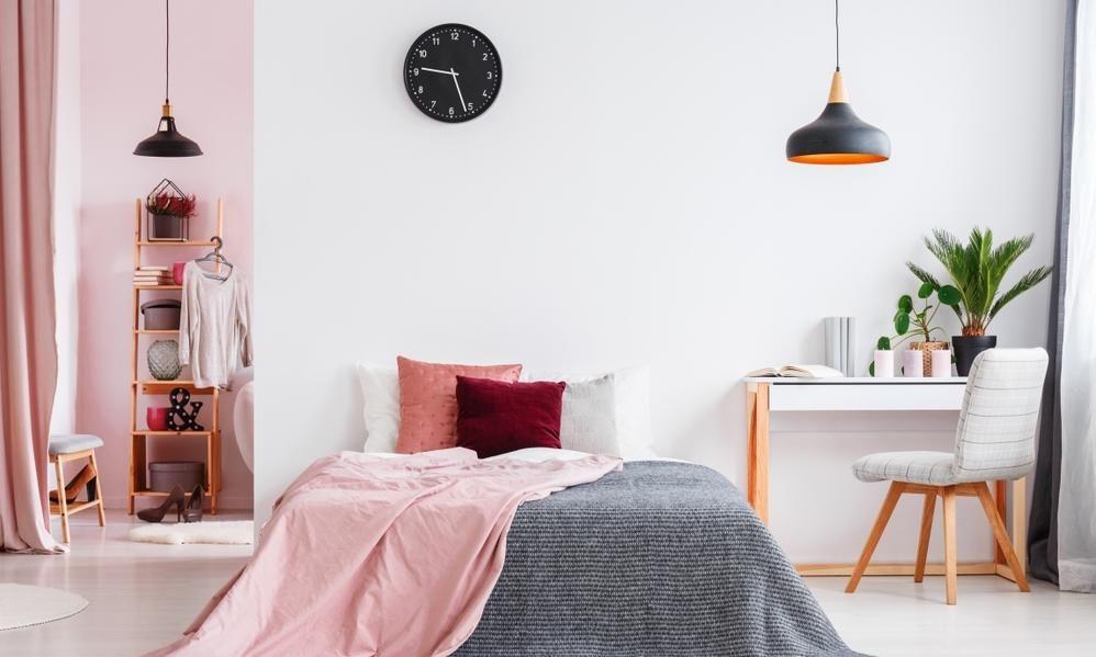 358c07f90 تصاميم غرف نوم بنات 2018 في صور
