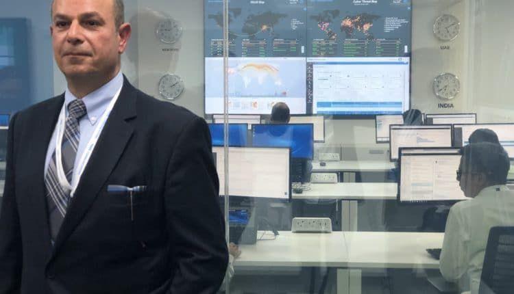 رضوان موصللي، النائب الأول لرئيس شركة تاتا للاتصالات لمنطقة الشرق الأوسط وآسيا الوسطى وإفريقيا