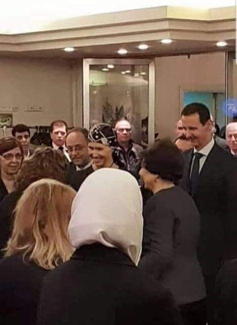 نتيجة بحث الصور عن الشرع الأسد نجاح العطار