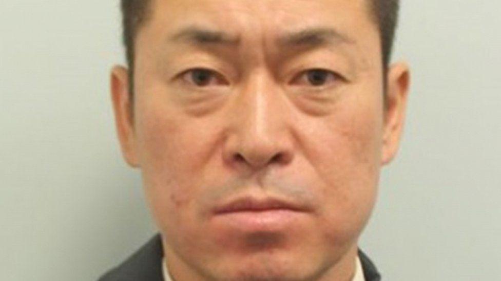 الطيار الياباني كاتسوتوشي جيتسوكاوا