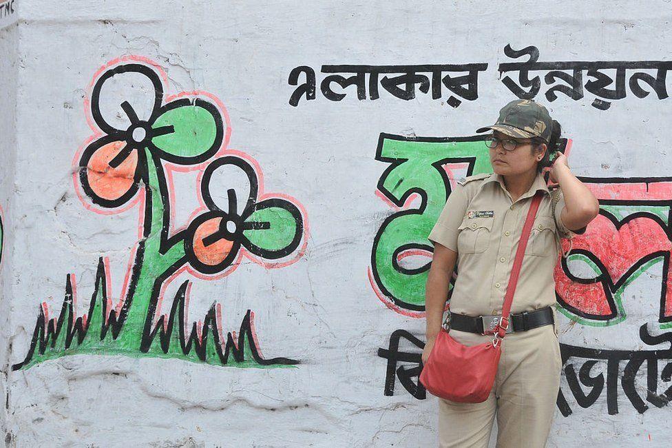 شرطية هندية