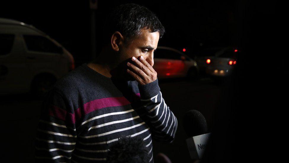 أحد الناجين من حادث إطلاق النار