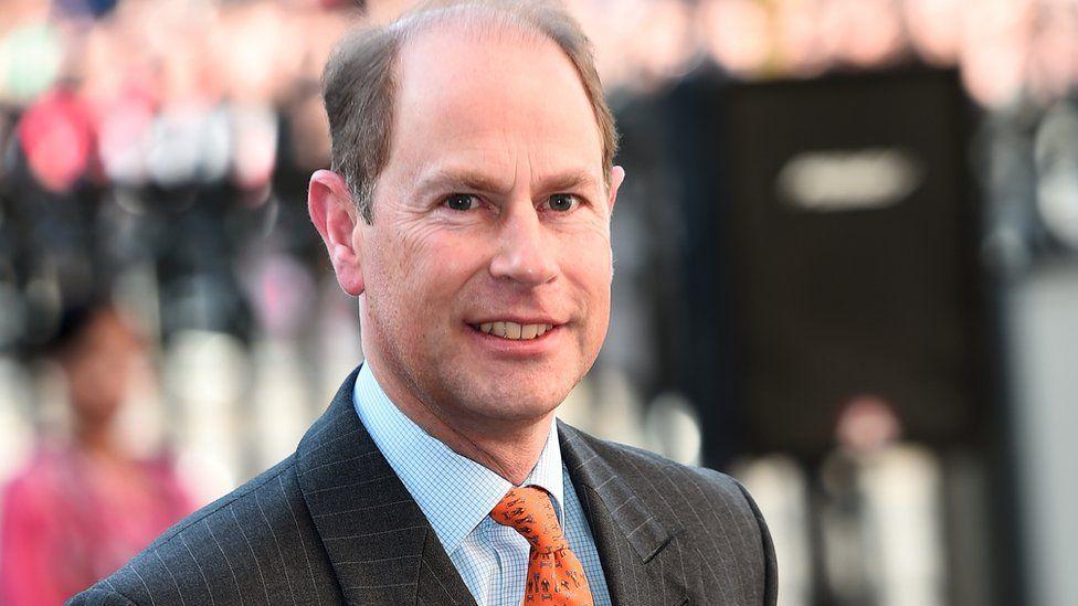 الأمير أدوارد، إيرل ويسيكس