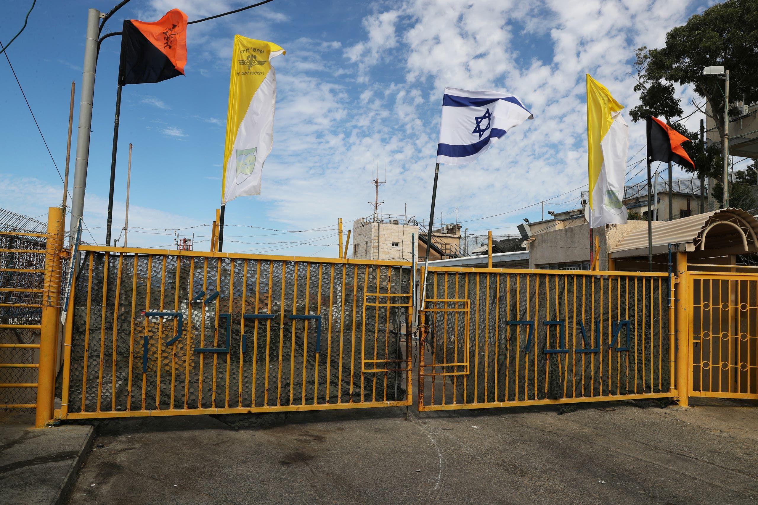 من الحدود الإسرائيلية اللبنانية