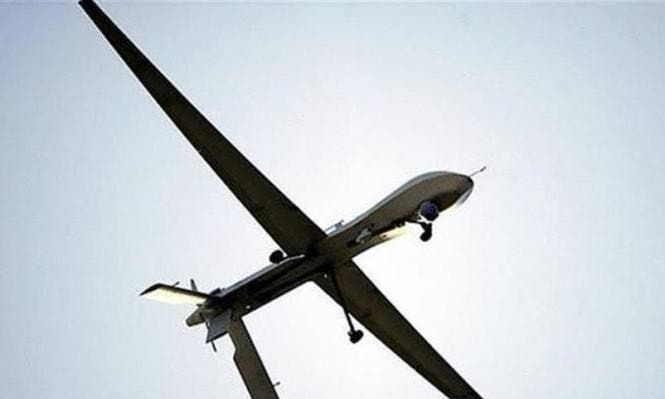 مسيرة طائرة بدون طيار تعبيرية