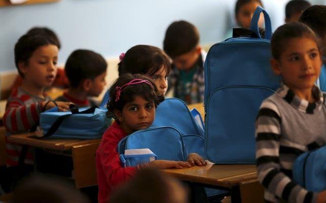 لاجئون سوريون في تركيا (أرشيفية)
