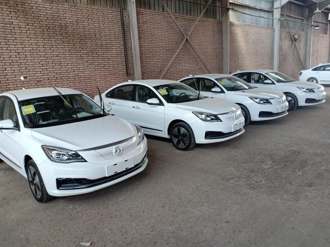 أول سيارة كهربائية تصنع في مصر