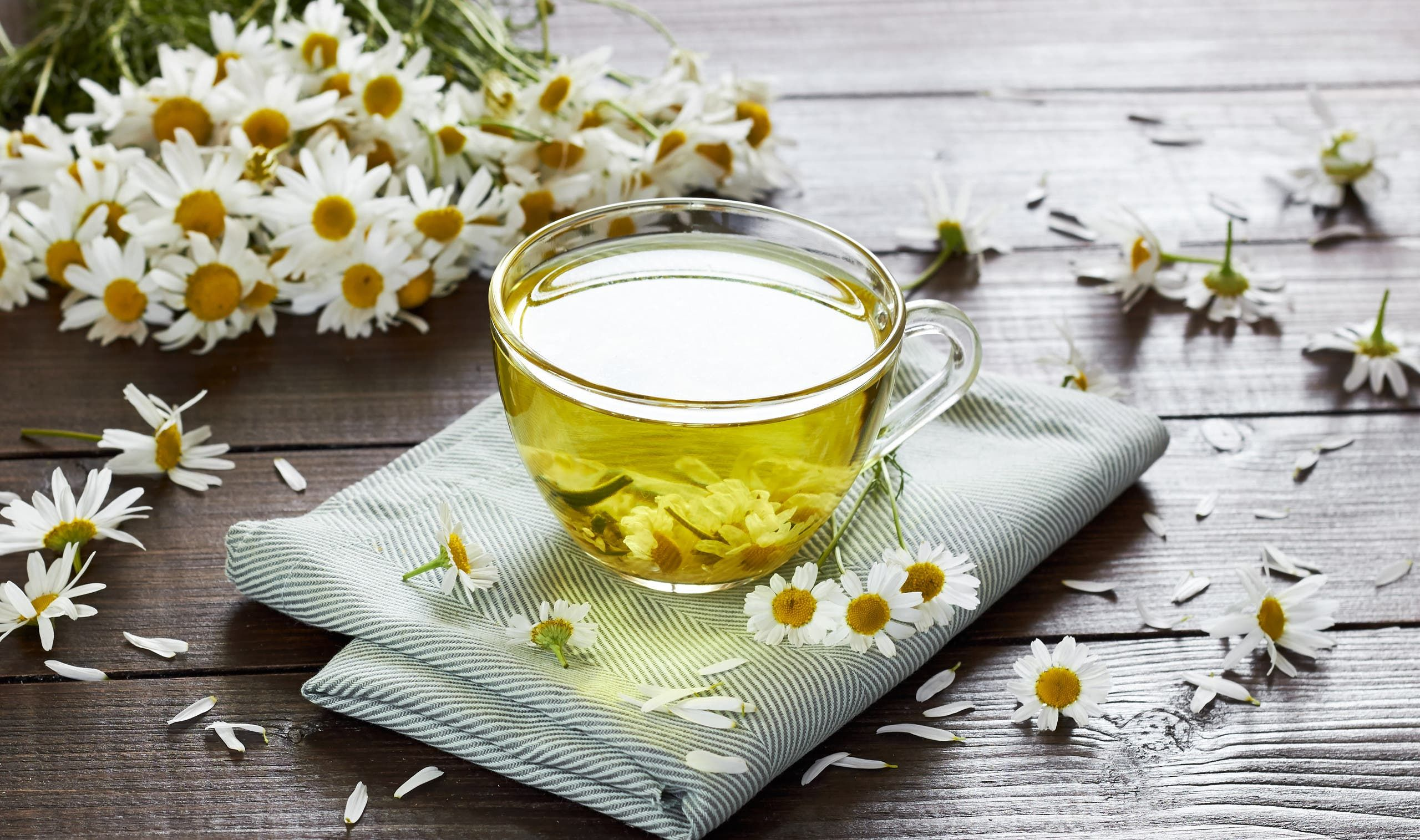 شاي البابونج (شترستوك)