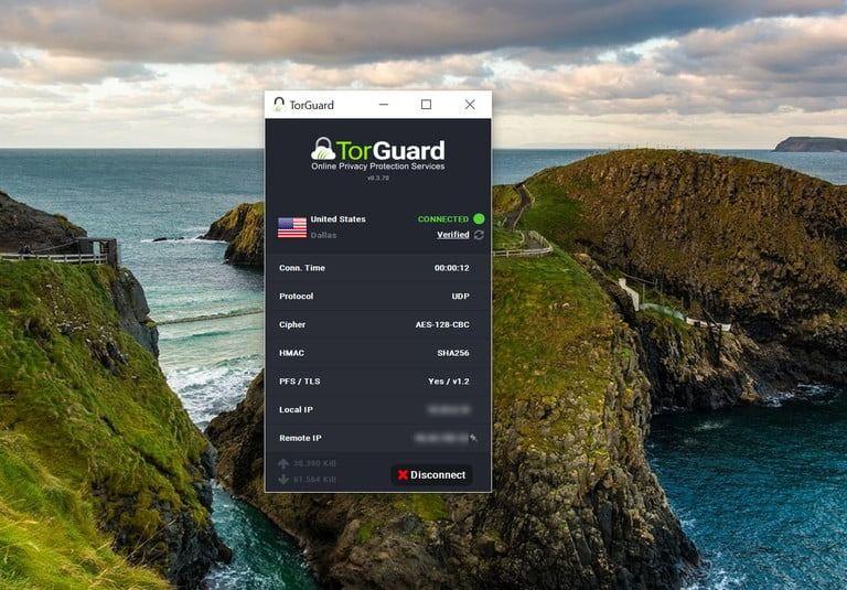 الشبكات الخاصة الافتراضية من Torguard
