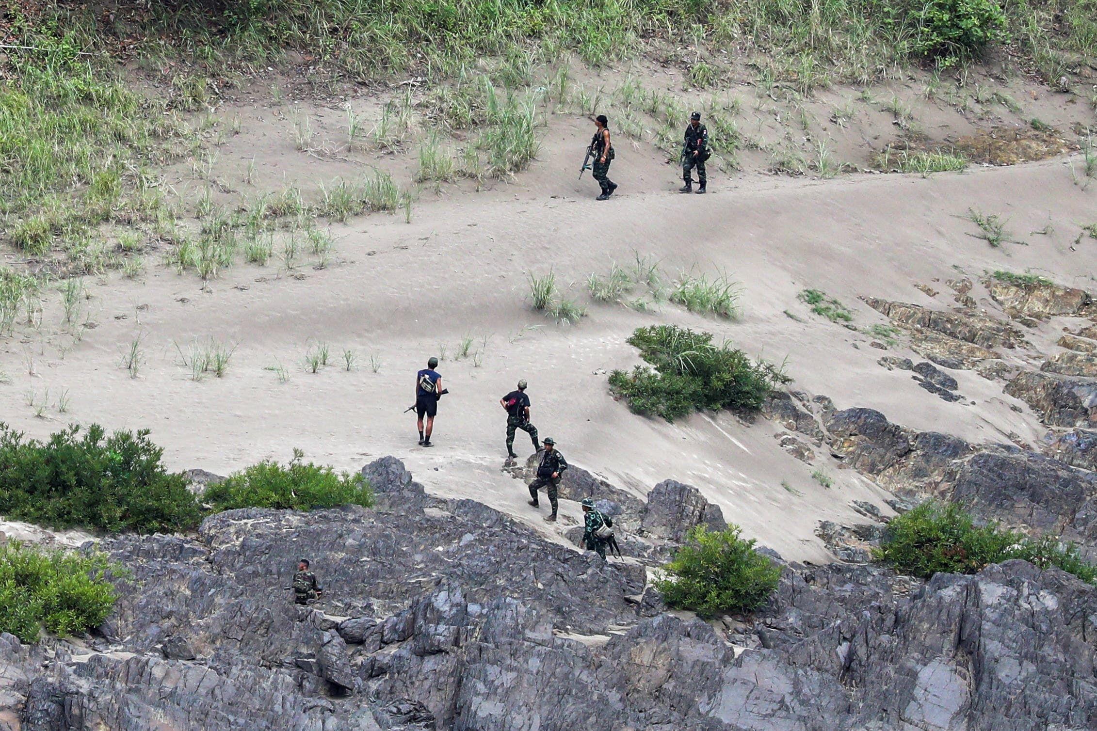 مجموعة عرقية مسلحة من أقلية