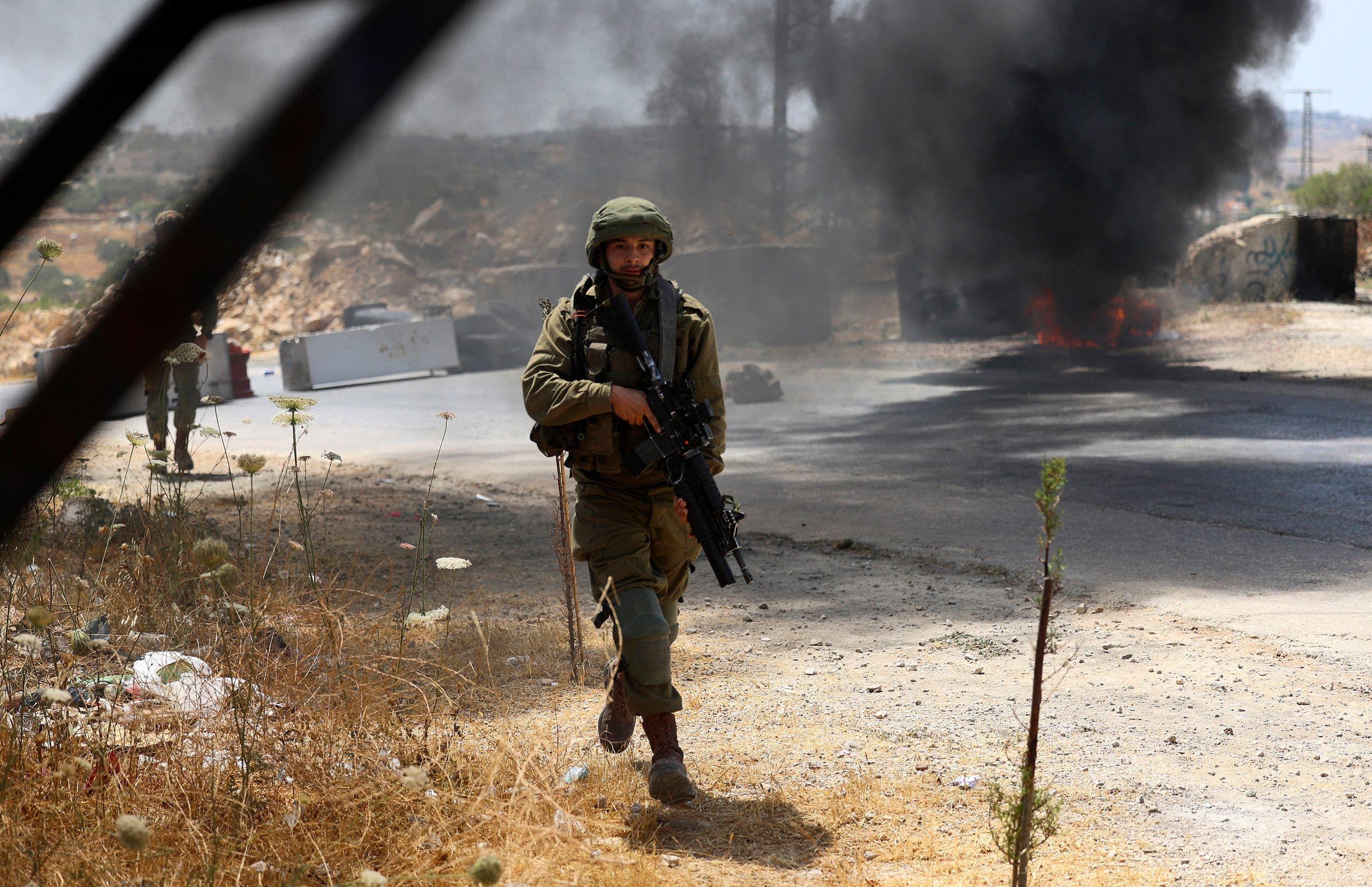 جندي إسرائيلي (أرشيفية- فرانس برس)