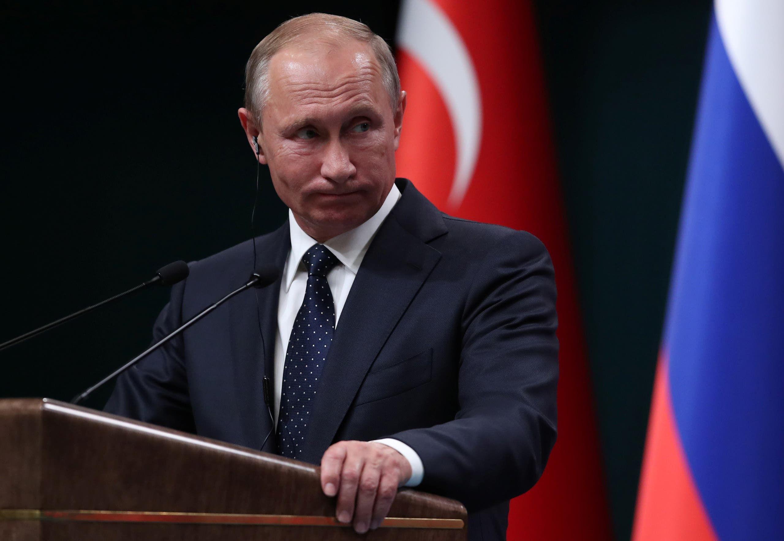 فلاديمير بوتين (رويترز)