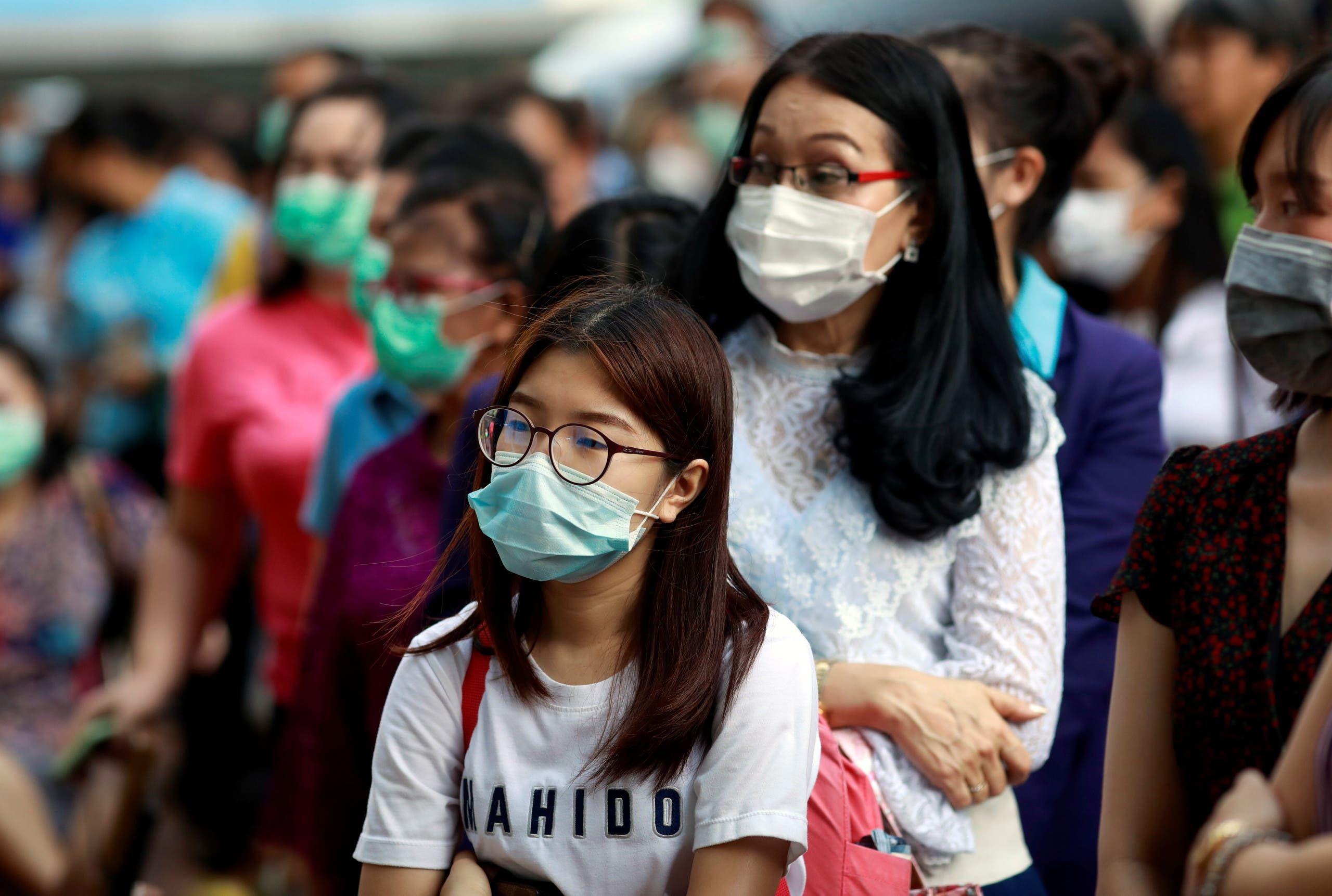كورونا في تايلاند (رويترز)