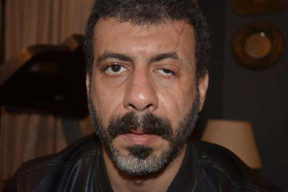 الفنان محمد فراج في فيلم الصندوق الأسود