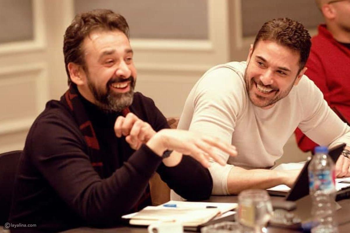 أحمد عز وكريم عبدالعزيز