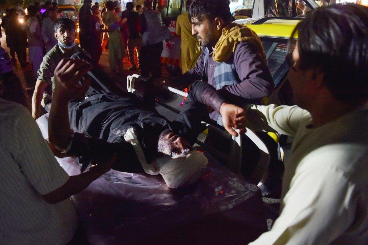من انفجاري مطار كابل