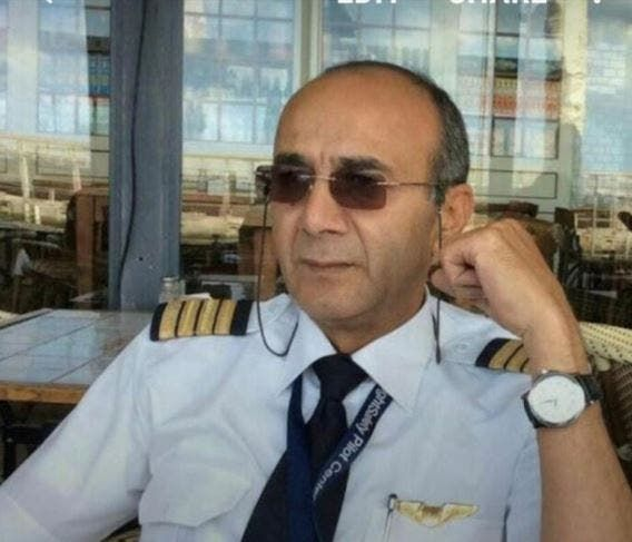 الطيار الراحل أشرف أبو اليسر