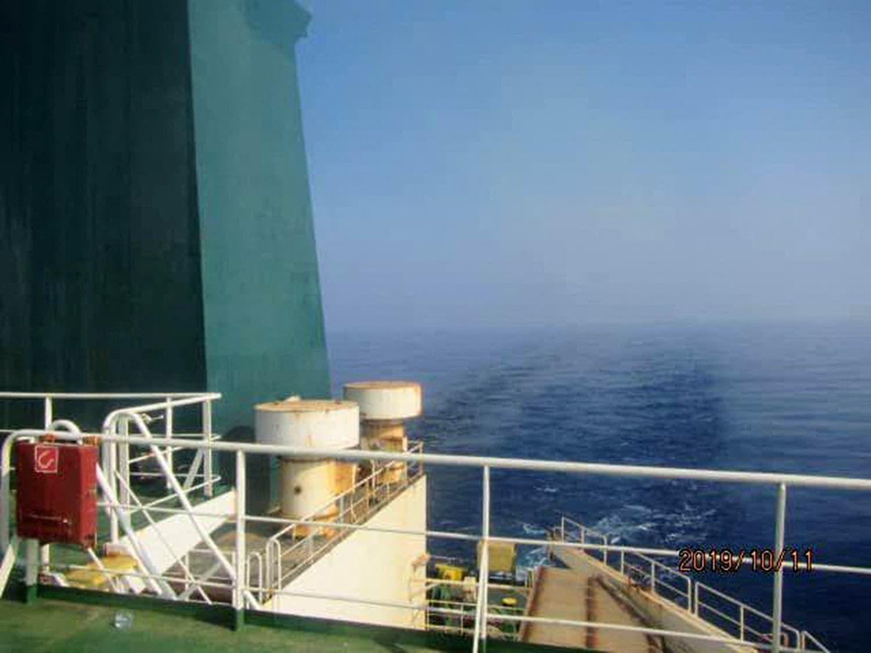 سفينة إيرانية (أرشيفية- فرانس برس)