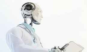 اطباء ولكن روبوتات
