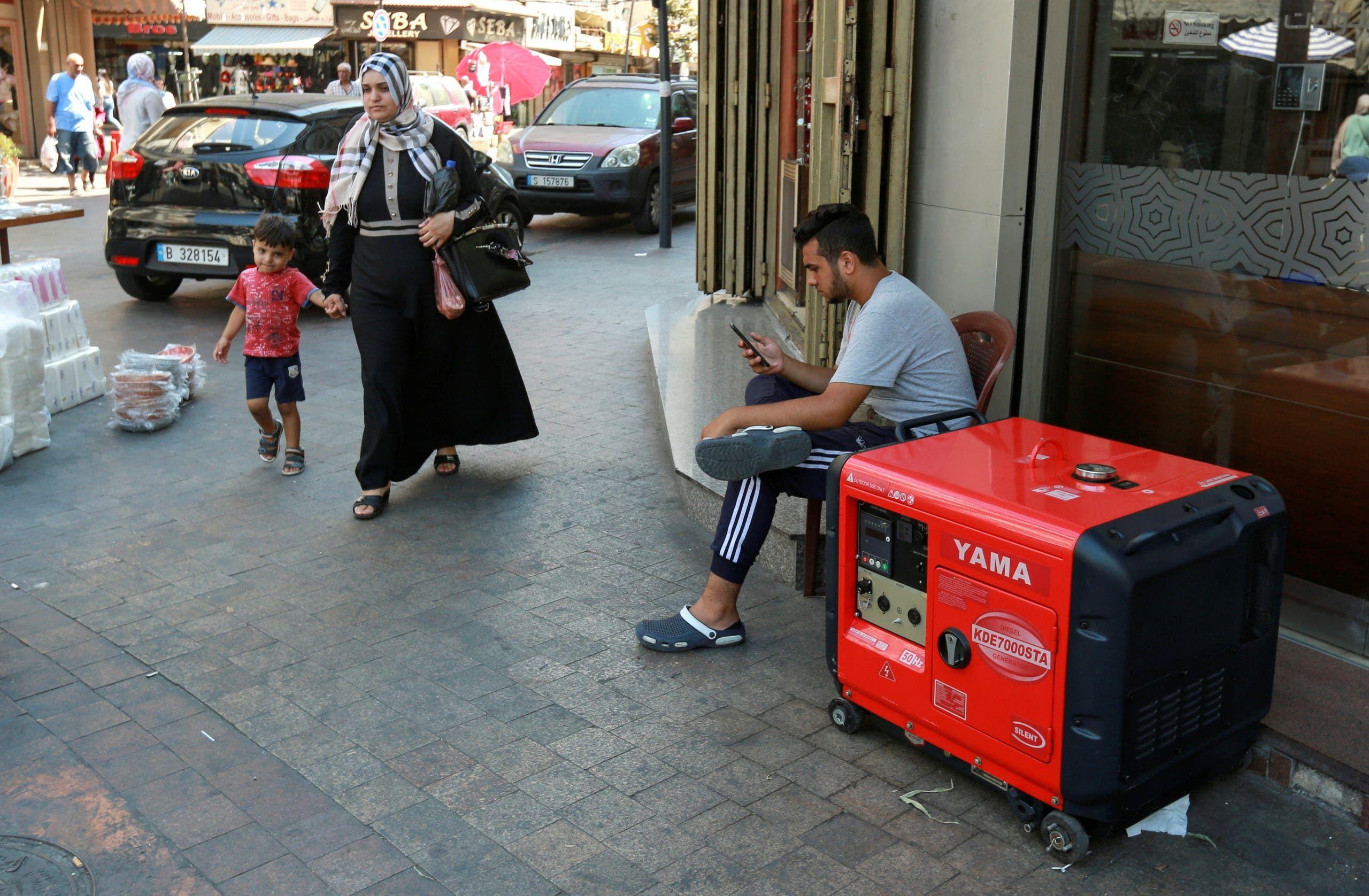 من لبنان (أرشيفية- رويترز)