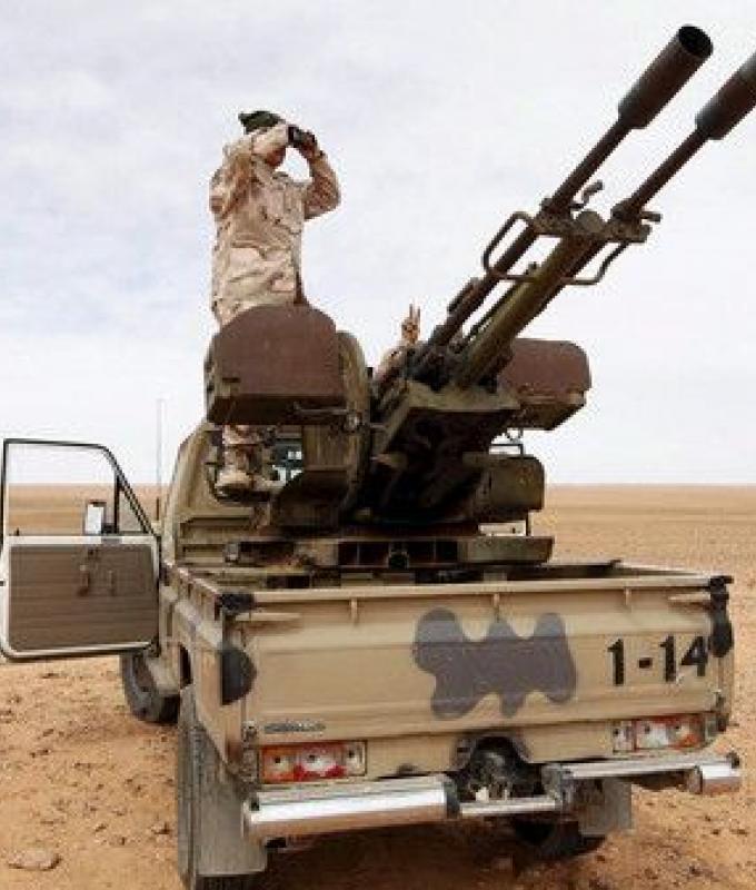 المعارضة التشادية تعترف بقصف الجيش معسكراتها جنوب ليبيا