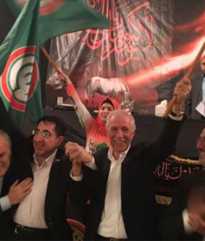 """بالفيديو: وزراء """"حزب الله"""" و""""أمل"""" في وضعيات انتخابية هزلية!"""