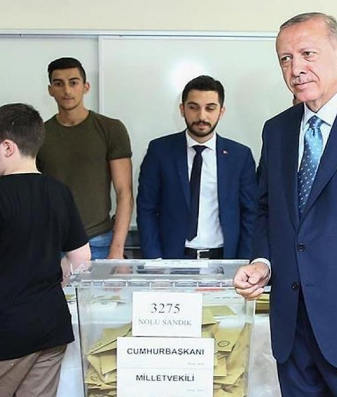 نتائج الانتخابات التركية لحظة بلحظة