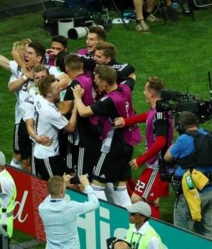 ألمانيا تعتذر من السويد