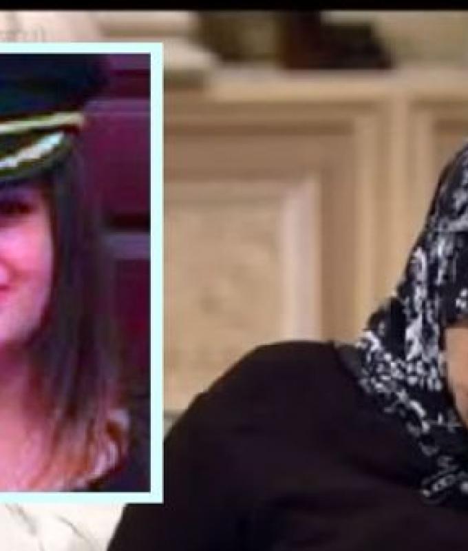 والدة شاتمة المصريين: ابنتي كانت تضرب شقيقها أحياناً