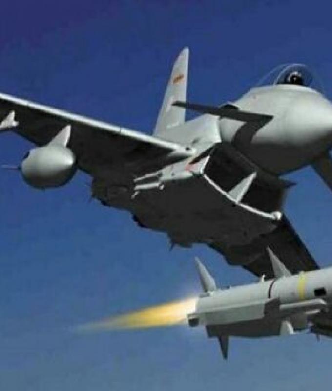 اليمن | طيران التحالف يصطاد احد الأطقم الحوثية ومصرع كل من كان على متنه