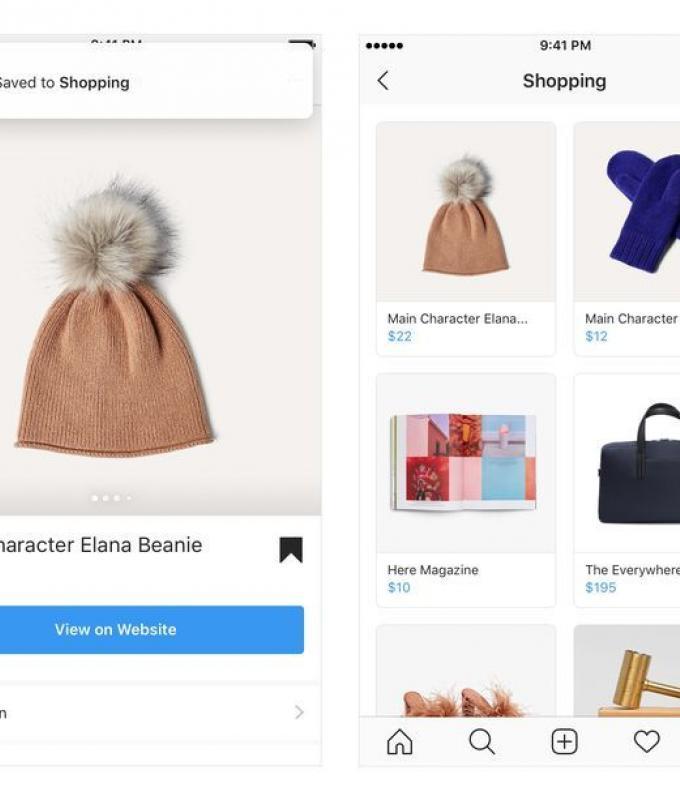 إنستاجرام تكشف عن 3 مزايا جديدة للتسوق.. إليك كيفية استخدامهم