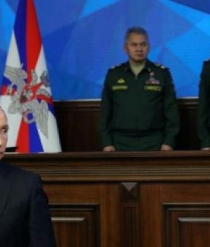 بوتين يتحدى ويطرح خططه لتطوير صواريخ