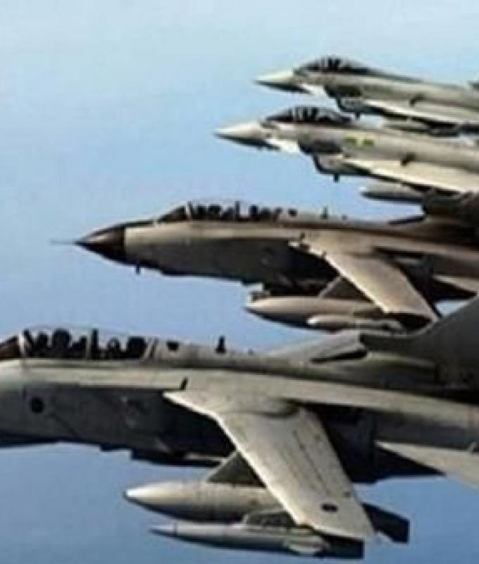 اليمن   اليمن.. مقاتلات التحالف تدمر تعزيزات للحوثيين شمال الضالع
