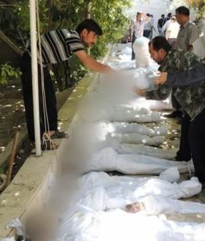 سوريا | أميركا: دلائل على استخدام نظام الأسد للأسلحة الكيماوية