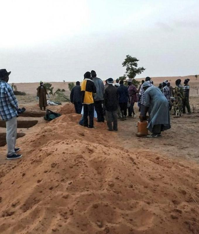 مقتل 38 شخصا في هجمات استهدفت قريتين في مالي