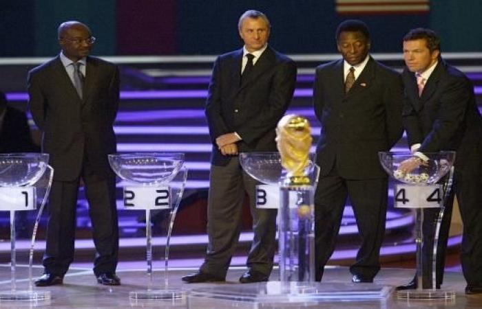 أشهر المواقف الغريبة والطريفة في قرعة كأس العالم