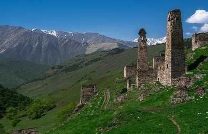 سحر القوقاز بعيون المصورين