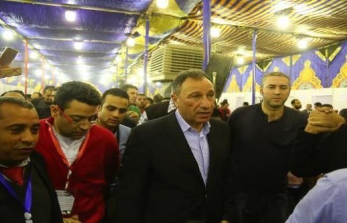 الخطيب رئيساً لنادي الأهلي المصري