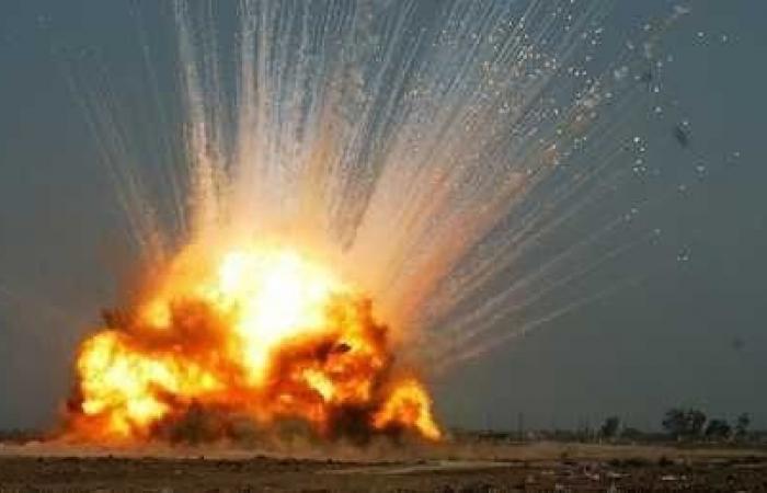 عمرها 108 أعوام.. تفجير ذخائر مدفعية في ضواحي بطرسبورغ