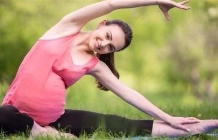 اليوغا خلال الحمل تخفف من آلام الولادة