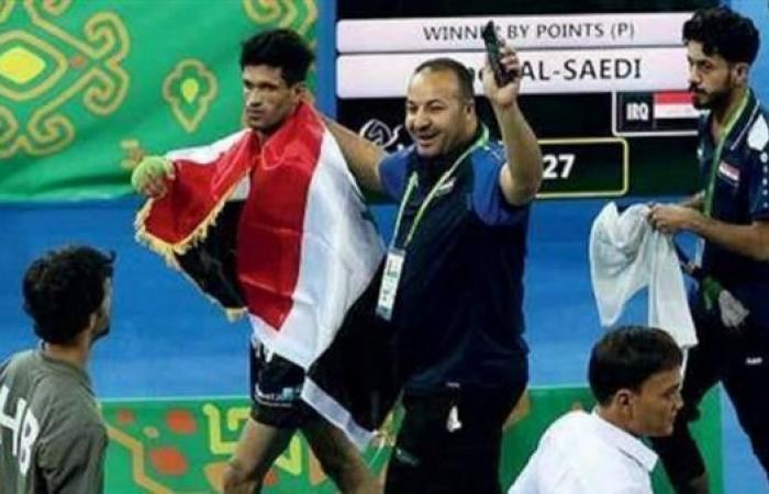 """بطل العراق بالجوجيتسو ينسحب من مواجهة لاعب """"إسرائيلي"""""""