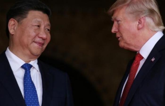 ترمب يحث الصين على إقناع بيونغ يانغ بوقف الاستفزازات
