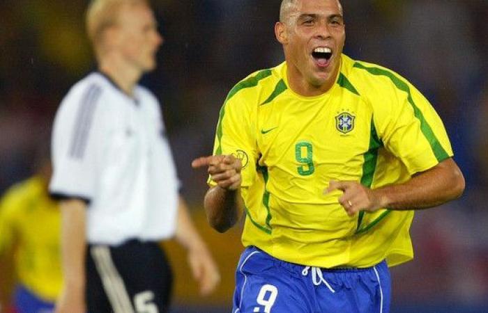 """رونالدو: مجموعة البرازيل """"مقبولة وفي المتناول"""""""