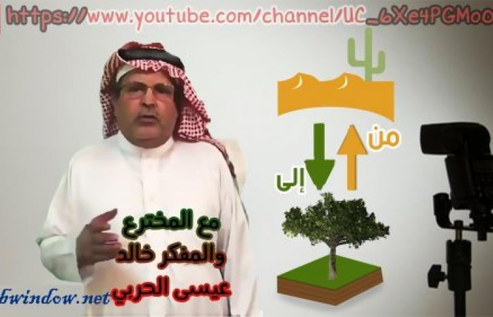 مشروع مكافحة التصحر
