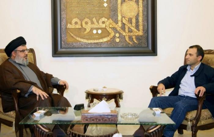 """""""حزب الله"""" أبلغ باسيل إستعداده للتجاوب مع الحريري؟"""