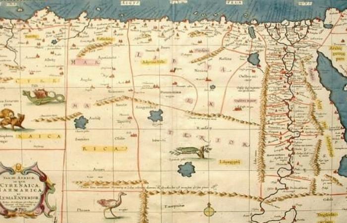 حدود مصر القديمة: قراءات مختلفة